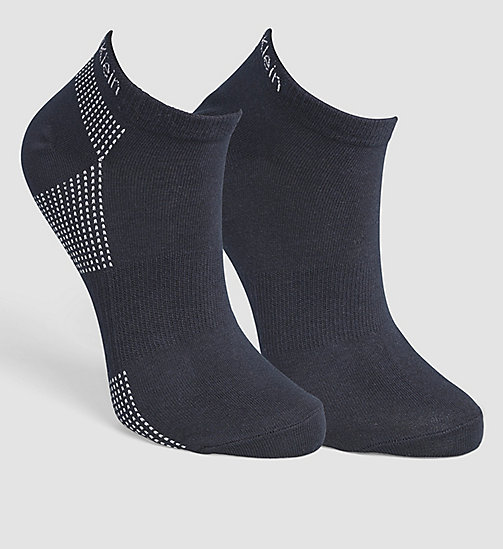 CKJEANS 2 Pack Socks - NAVY - CK JEANS  - main image