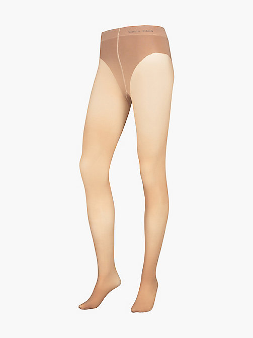 CALVINKLEIN Collants modelants French Cut - SUN KISSED - CALVIN KLEIN COLLANTS - image principale