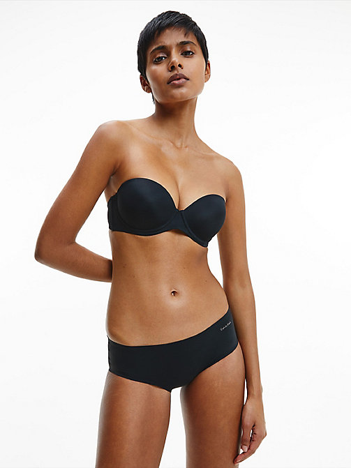 CALVINKLEIN Strapless beha - Perfectly Fit - BLACK - CALVIN KLEIN ONDERGOED SETS - detail image 1