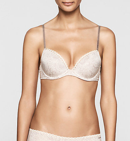 CALVIN KLEIN Push-Up Bra - Seductive Comfort 0000F2892EOR6