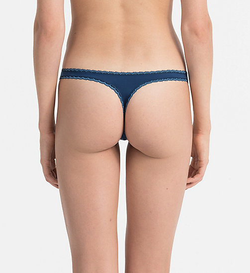 CALVINKLEIN String - Seductive Comfort - CAPTURE - CALVIN KLEIN STRINGS - main image 1