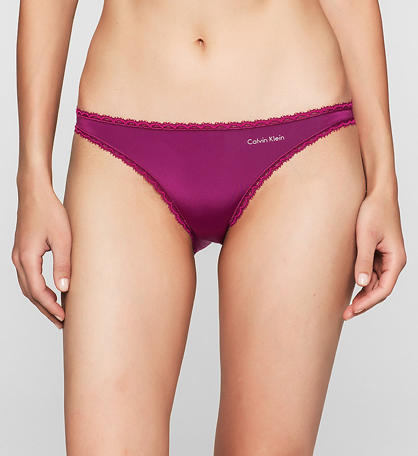CALVINKLEIN Bikini - Seductive Comfort - LAYERED ABSTRACT - CALVIN KLEIN UNDERWEAR - main image