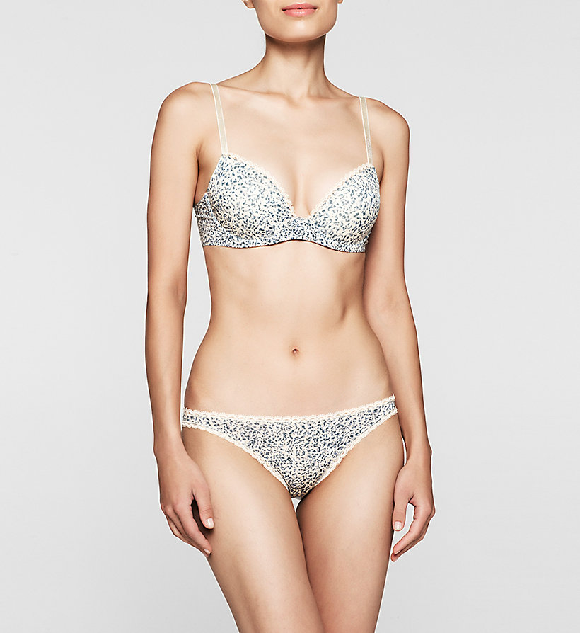 CALVINKLEIN Bikini-Slip - Seductive Comfort - LAYERED ABSTRACT - CALVIN KLEIN DAMEN - main image 1