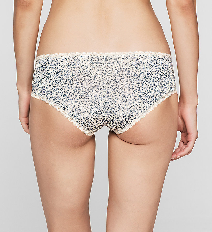CALVINKLEIN Shorty - Seductive Comfort - LAYERED ABSTRACT - CALVIN KLEIN FEMMES - image détaillée 1