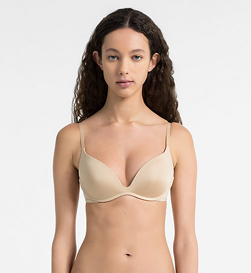 CALVINKLEIN Push-Up Bra - Push Positive - BARE - CALVIN KLEIN WOMEN - main image