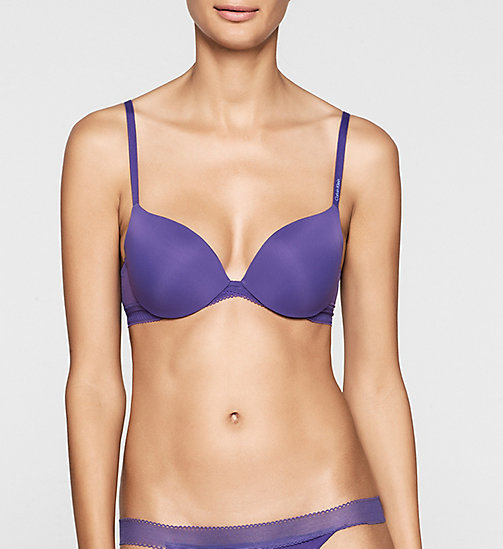 CALVINKLEIN Push-Up Bra - Icon - STIMULATE - CALVIN KLEIN PUSH-UP BRAS - main image