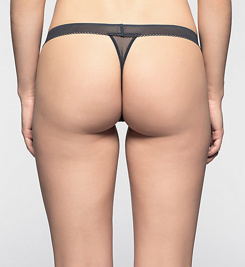 Thong - Icon - SPEAKEASY - CALVIN KLEIN UNDERWEAR - detail image 1