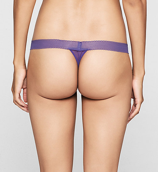 CALVINKLEIN Thong - Icon - STIMULATE - CALVIN KLEIN THONGS - detail image 1