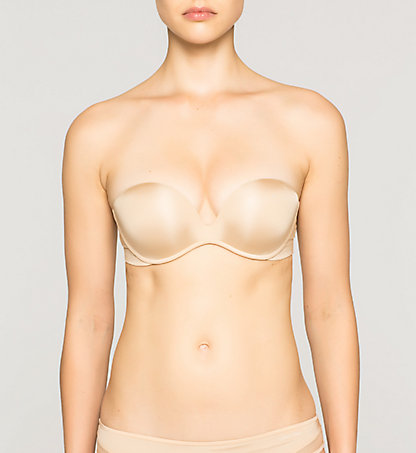 CALVIN KLEIN Soutien-gorge push-up - Push Positive 0000F3720E20N