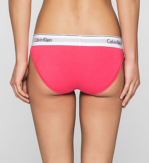 CALVINKLEIN Slip classico - Modern Cotton - SULTRY - CALVIN KLEIN SLIP CLASSICO - dettaglio immagine 1