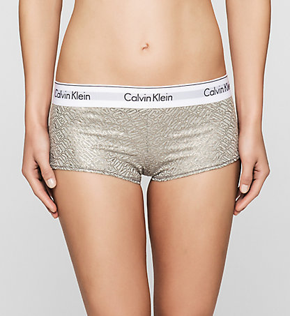 CALVIN KLEIN Shorty - Modern Cotton 0000F3788EOV9