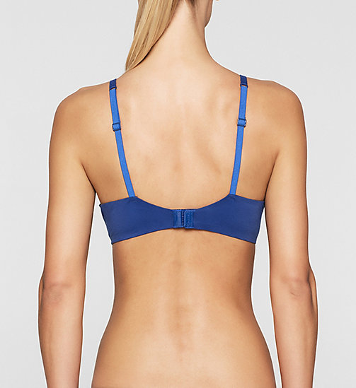 CALVINKLEIN T-shirt Bra - Perfectly Fit - DARK MIDNIGHT - CALVIN KLEIN Up to 50% - detail image 1