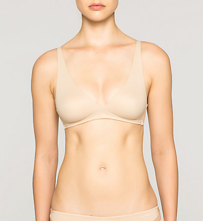 CALVIN KLEIN Triangle Bra - Perfectly Fit 0000F3841E20N