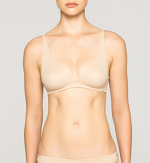 Triangelbeha - Perfectly Fit - BARE - CALVIN KLEIN ONDERGOED - main image