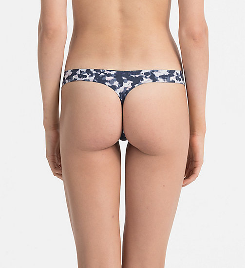 CALVINKLEIN String - Perfectly Fit - MESMERIZING PRINT - CALVIN KLEIN STRINGS - main image 1