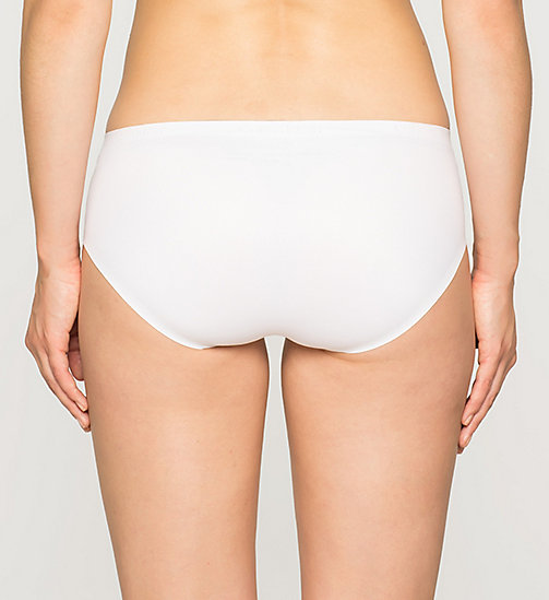 CALVINKLEIN Hipsters - Perfectly Fit - WHITE - CALVIN KLEIN HIPSTER PANTIES - detail image 1