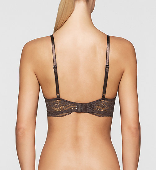 Push-Up Bra - Infinite Lace - LIQUER - CALVIN KLEIN UNDERWEAR - detail image 1