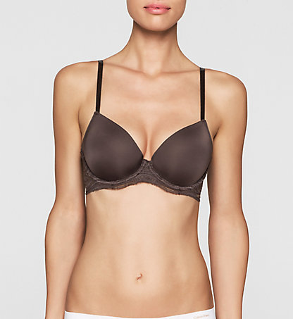 CALVIN KLEIN Push-Up Bra - Infinite Lace 0000F3895E31A