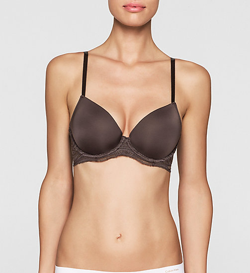Push-Up Bra - Infinite Lace - LIQUER - CALVIN KLEIN UNDERWEAR - main image
