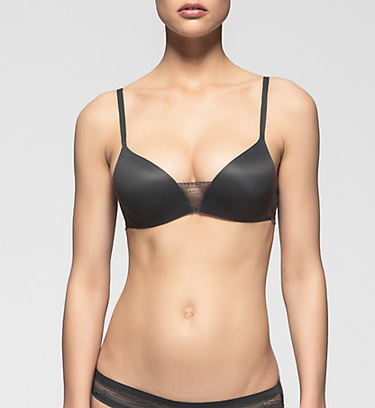CALVIN KLEIN Wirefree Push-Up Bra - Perfectly Fit 0000F3915E5DG