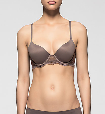 CALVIN KLEIN T-shirt Bra - Perfectly Fit 0000F3916E39S