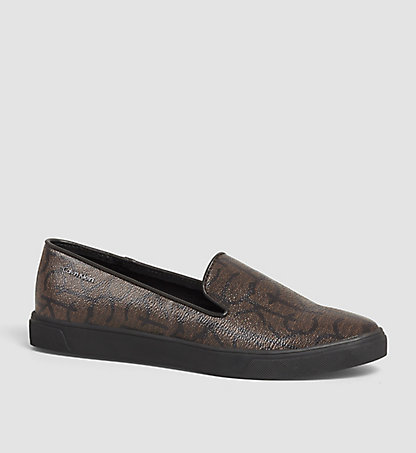 CALVIN KLEIN Slip-On Shoes - Hyacinth 0000N12018CHO