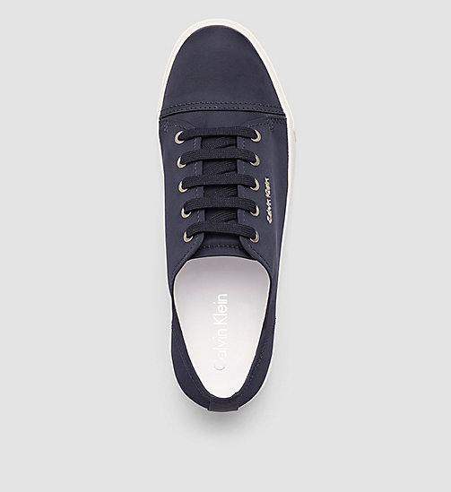 CALVINKLEIN Sneakers - BLUE/MIDNIGHT - CALVIN KLEIN SNEAKERS - detail image 1