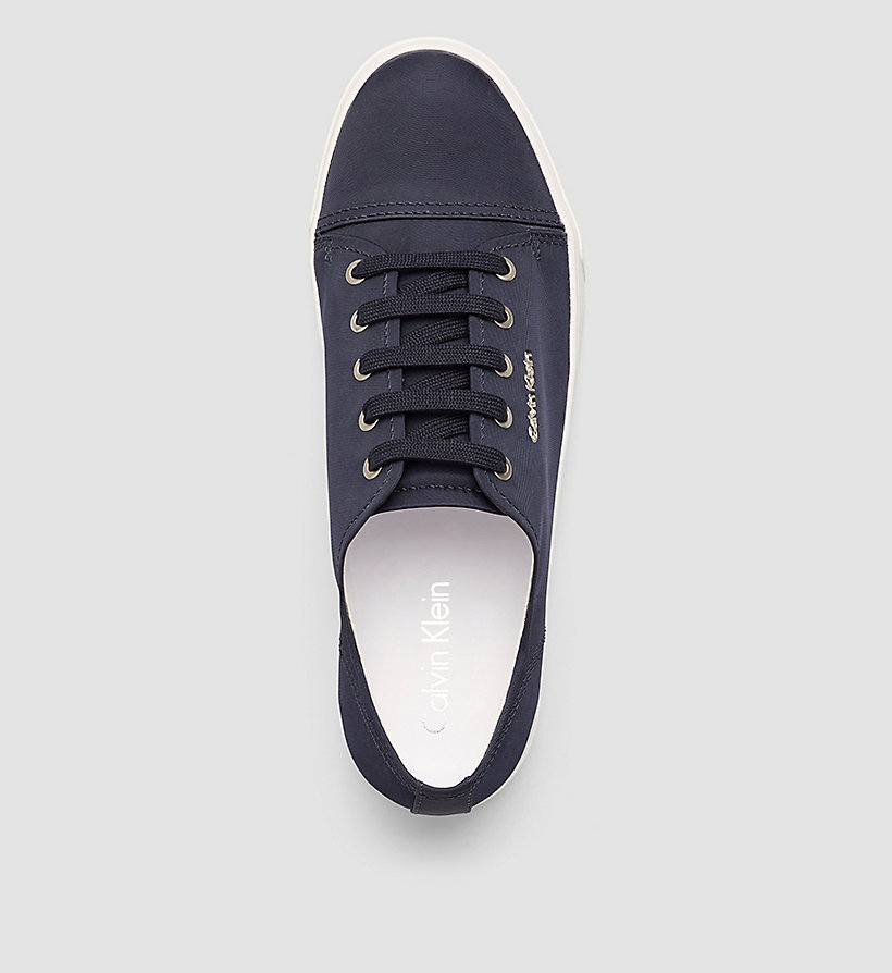 CALVINKLEIN Sneakers - BLUE/MIDNIGHT - CALVIN KLEIN SHOES & ACCESSORIES - detail image 1