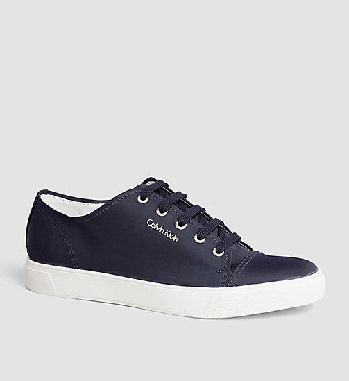CALVINKLEIN Sneakers - BLUE/MIDNIGHT - CALVIN KLEIN TRAINERS - main image