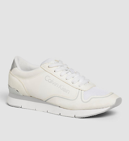 CALVIN KLEIN Sneakers 0000RE9382WTW