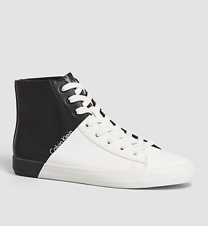 CALVIN KLEIN JEANS High-Top Sneakers - Walta 0000RE9653BWY