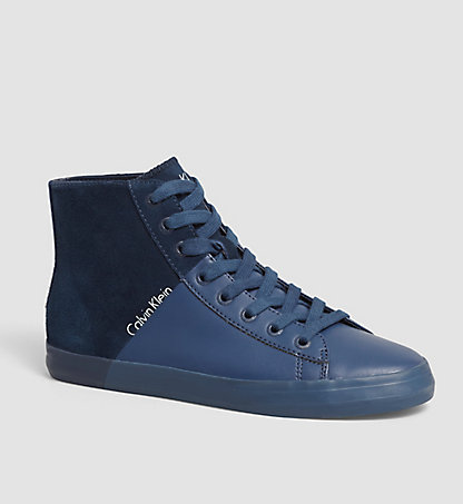 CALVIN KLEIN JEANS High-Top Sneakers - Walta 0000RE9654MNN