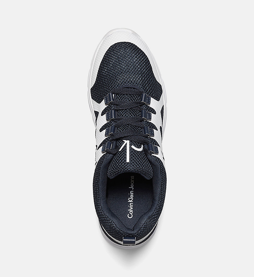 CKJEANS Sneakers - BLACK/NAVY/WHITE - CK JEANS SCHUHE & ACCESSOIRES - main image 1