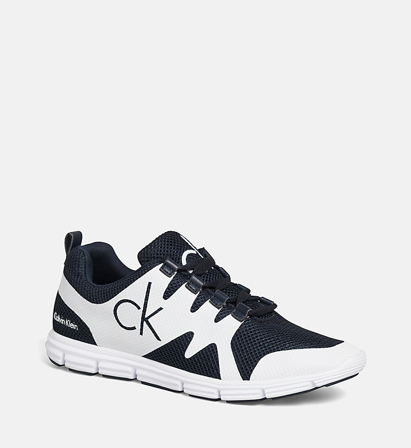 CKJEANS Sneakers - BLACK/NAVY/WHITE - CK JEANS SCHUHE & ACCESSOIRES - main image