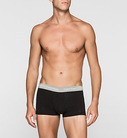 CALVIN KLEIN 3er-Pack Hüft-Shorts - Cotton Stretch 0000U2664GISG