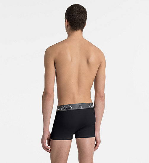 CALVINKLEIN Trunks - Zinc - BLACK - CALVIN KLEIN MEN - detail image 1