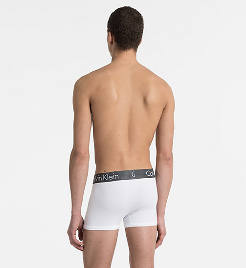 CALVINKLEIN Trunks - Zinc - WHITE - CALVIN KLEIN TRUNKS - detail image 1