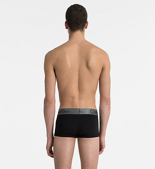 CALVINKLEIN Low Rise Trunks - Zinc - BLACK - CALVIN KLEIN MEN - detail image 1