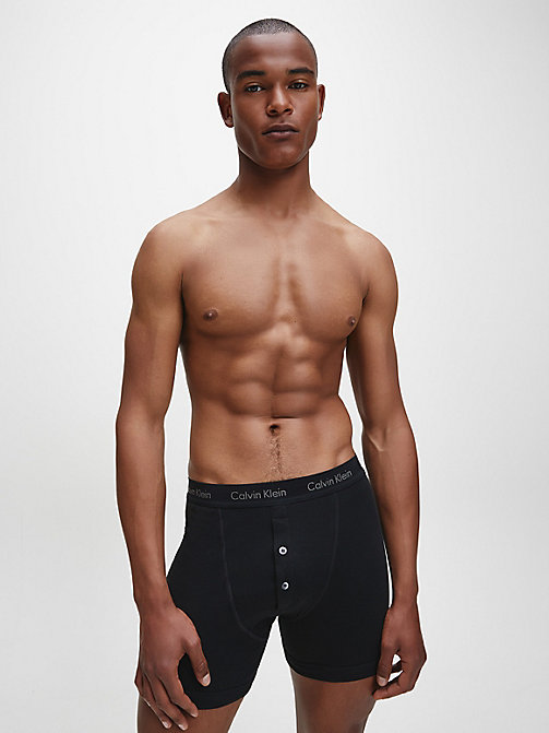 CALVINKLEIN Trunks - BLACK - CALVIN KLEIN MEN - detail image 1