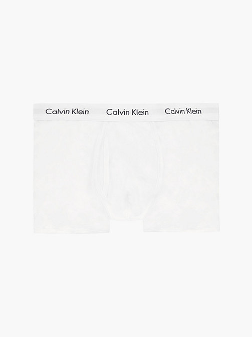 Boxer - Modern Essentials - WHITE - CALVIN KLEIN HEREN - main image