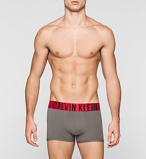 CALVINKLEIN Trunks - Power Red - GREY SKY - CALVIN KLEIN TRUNKS - main image