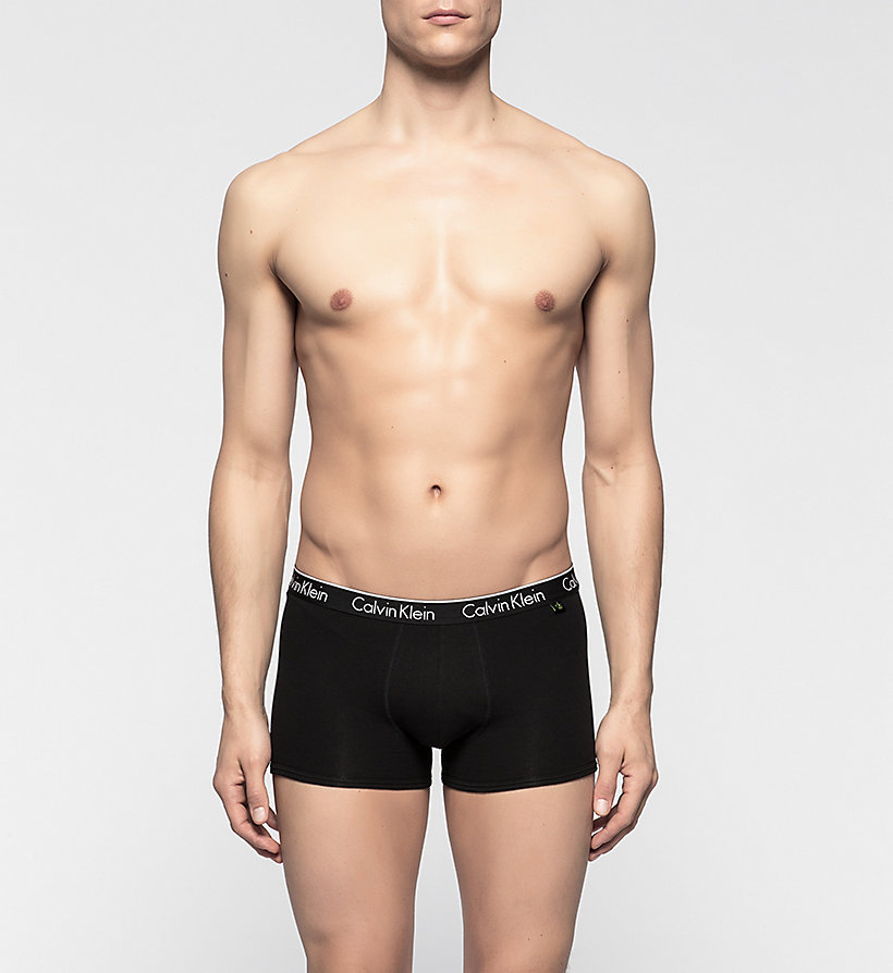 CALVINKLEIN Trunks - CK One - BLACK - CALVIN KLEIN MEN - main image