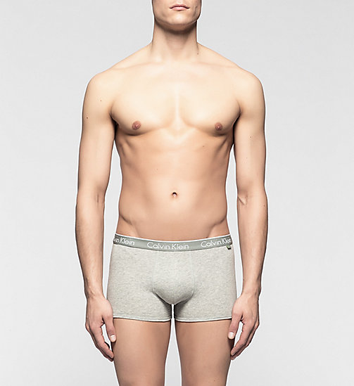 CALVINKLEIN Trunks - CK One - HEATHER GREY - CALVIN KLEIN TRUNKS - main image