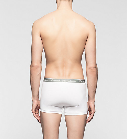 CALVINKLEIN Trunks - CK One - WHITE - CALVIN KLEIN TRUNKS - detail image 1