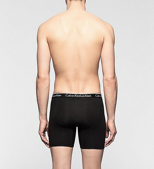 CALVINKLEIN Trunks - CK One - BLACK - CALVIN KLEIN BOXERS - detail image 1