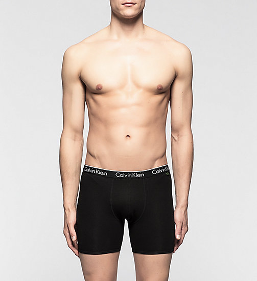 CALVINKLEIN Trunks - CK One - BLACK - CALVIN KLEIN BOXERS - main image