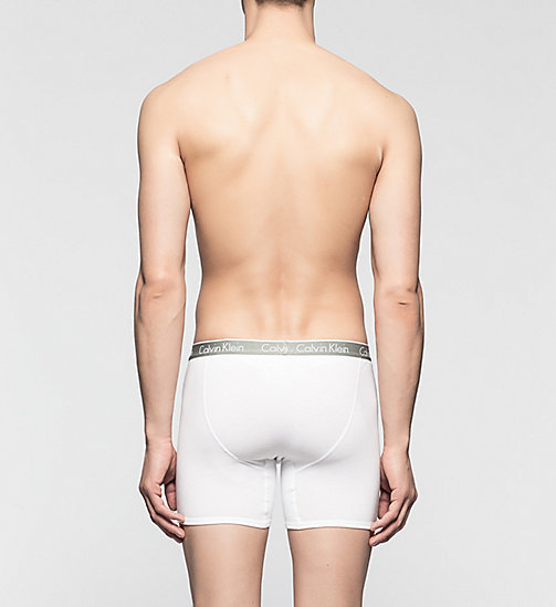 CALVINKLEIN Trunks - CK One - WHITE - CALVIN KLEIN  - detail image 1