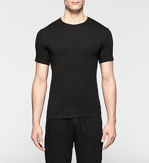 CALVINKLEIN 2 Pack T-shirts - CK One - BLACK - CALVIN KLEIN MEN - main image
