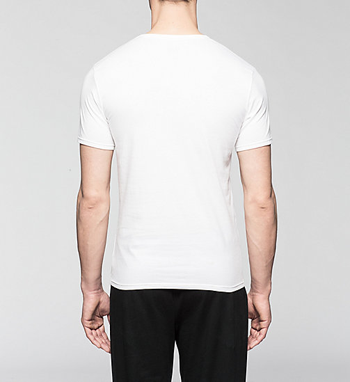 CALVINKLEIN 2 Pack T-shirts - CK One - WHITE - CALVIN KLEIN Up to 50% - detail image 1