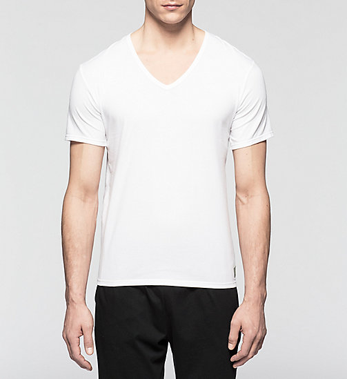 CALVINKLEIN 2 Pack T-shirts - CK One - WHITE - CALVIN KLEIN Up to 50% - main image